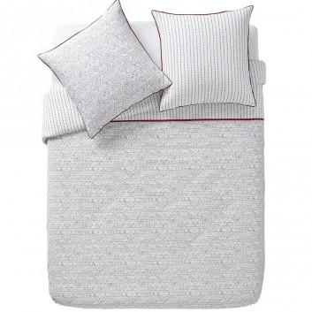parure de drap couvre lit et linge de lit design made in. Black Bedroom Furniture Sets. Home Design Ideas