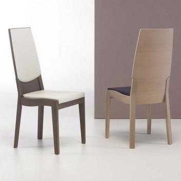 Chaise bois contemporaine