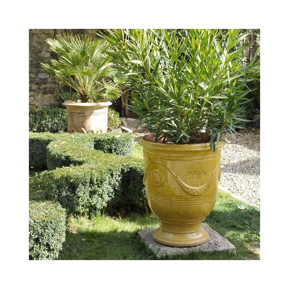 Poterie De La Madeleine : vase anduze poterie de la madeleine ~ Nature-et-papiers.com Idées de Décoration