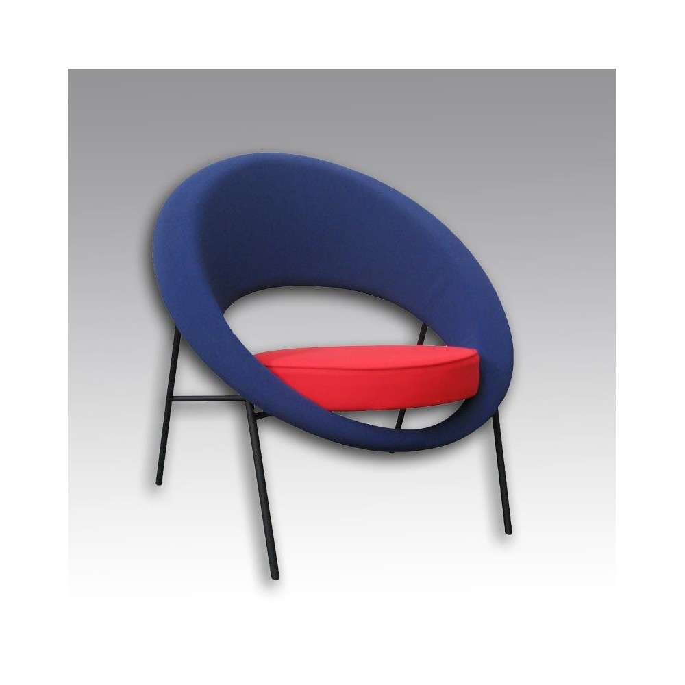 fauteuil burov 44. Black Bedroom Furniture Sets. Home Design Ideas
