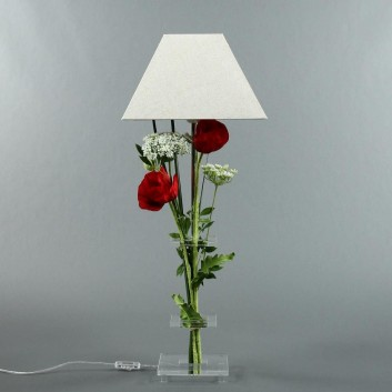 Lampe Pauline H Pavot