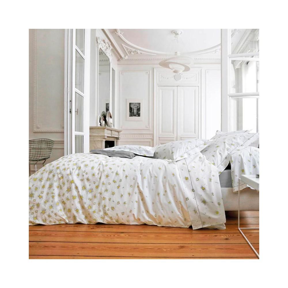 parure chapp es belles blanc des vosges. Black Bedroom Furniture Sets. Home Design Ideas