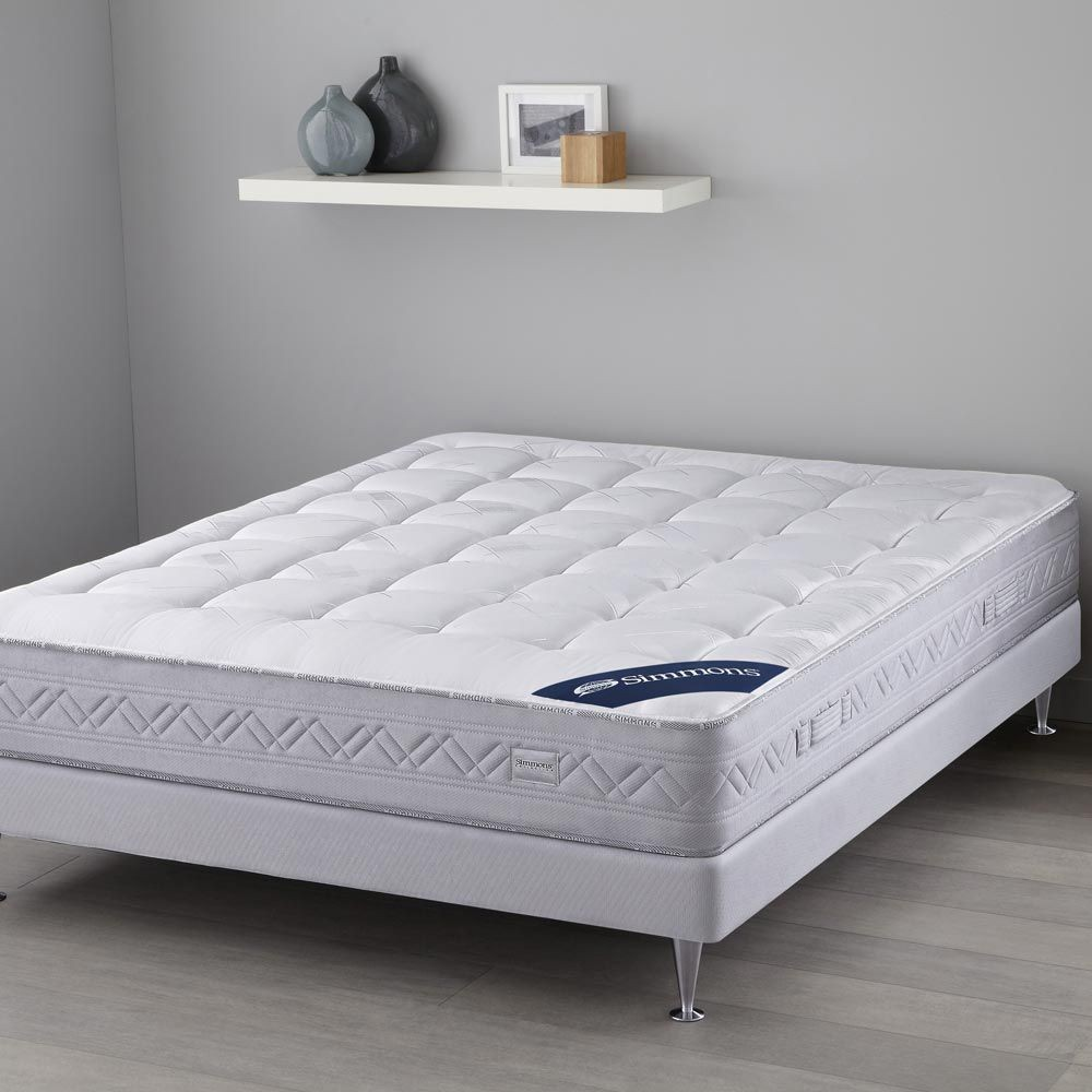 matelas simmons 30cm. Black Bedroom Furniture Sets. Home Design Ideas