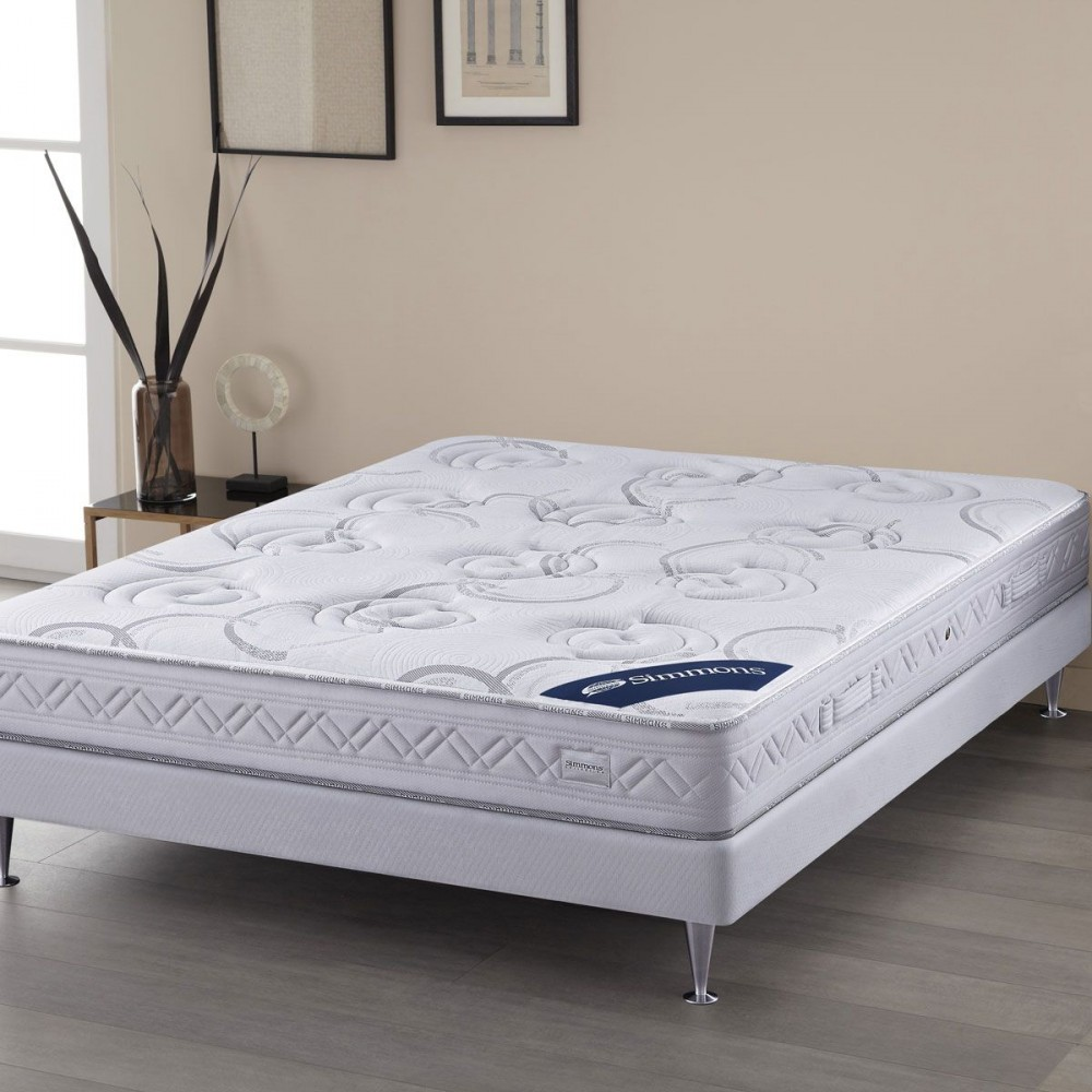 matelas m moire de forme simmons. Black Bedroom Furniture Sets. Home Design Ideas