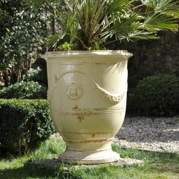 Vase Anduze Vieilli Tradition