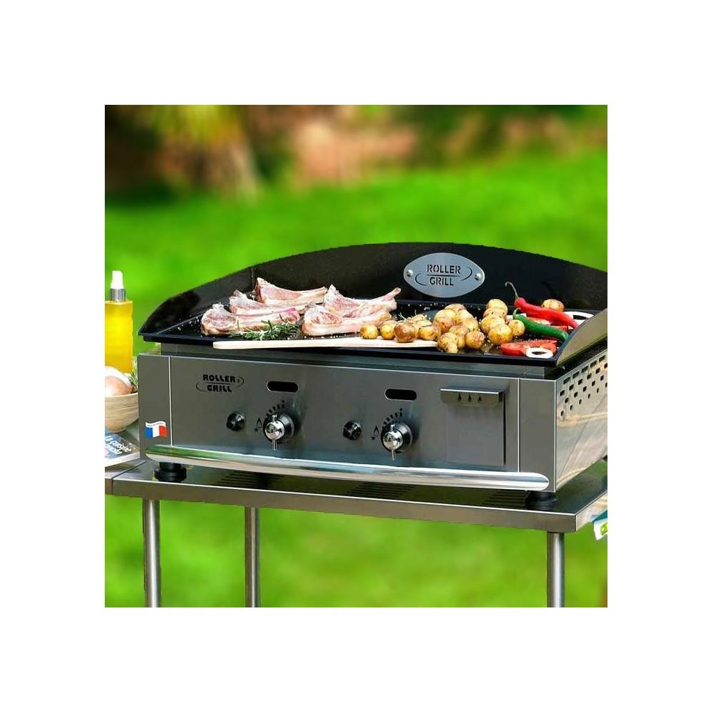 roller grill gas plancha collection basic 600g. Black Bedroom Furniture Sets. Home Design Ideas
