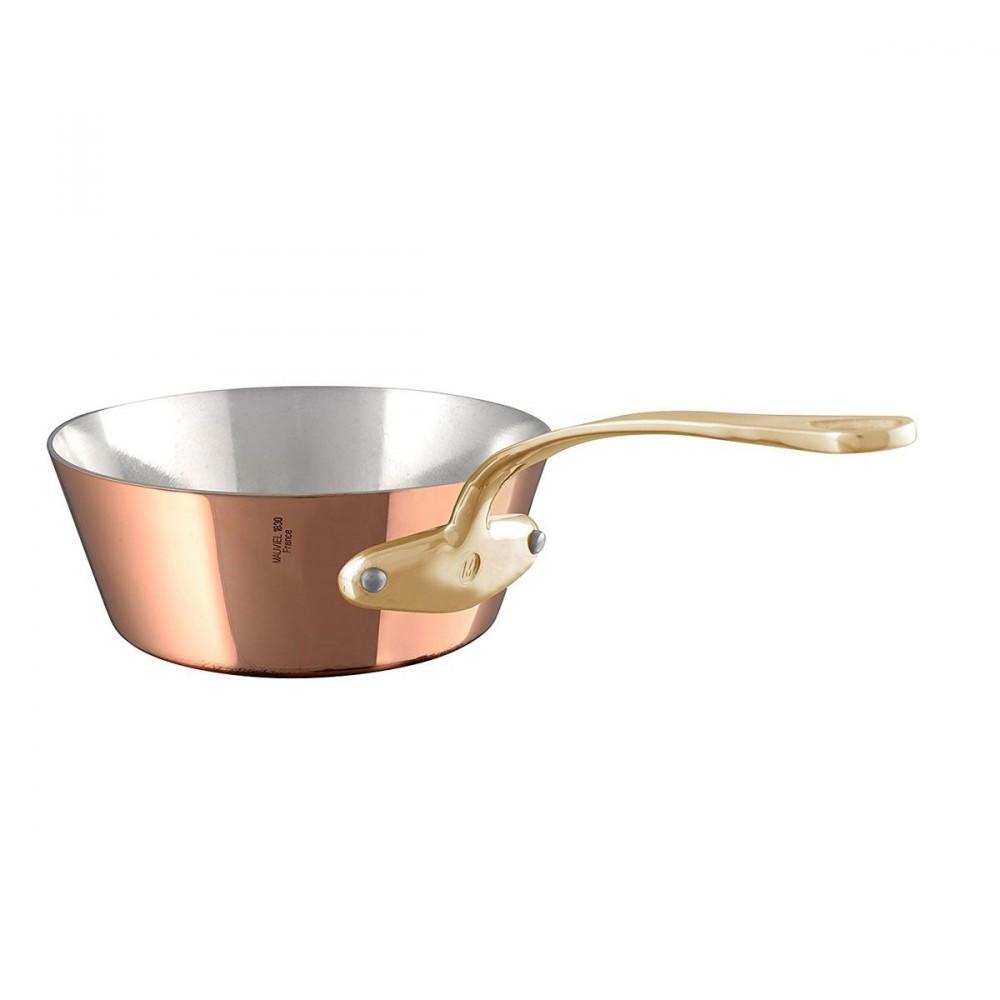 Mauviel M 250b Saute Pan