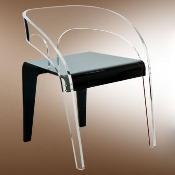 Chaise Design Acrylique