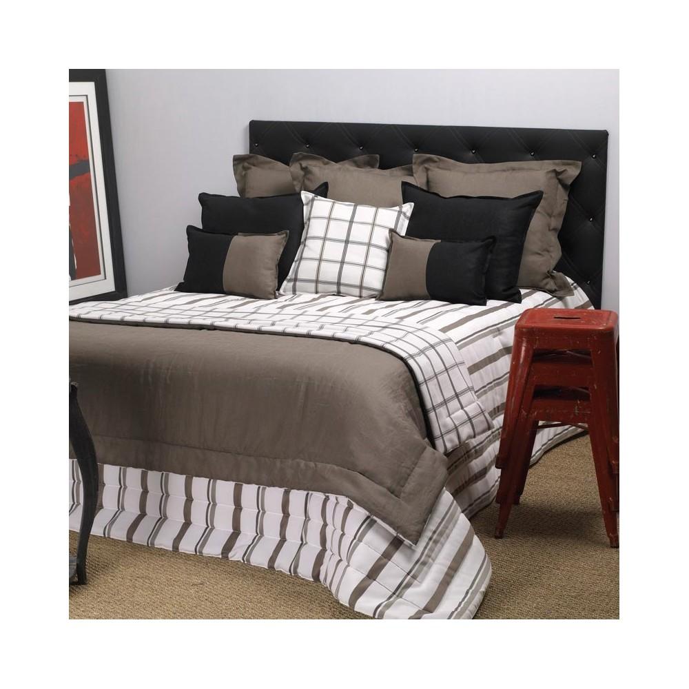 t te de lit capitonn e novabresse. Black Bedroom Furniture Sets. Home Design Ideas