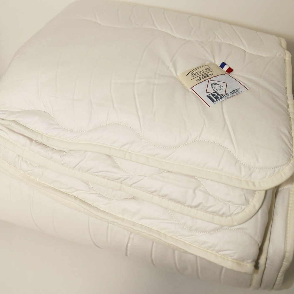 Organic Wool Duvet 350g